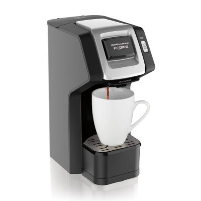 Walmart: Hamilton Beach Single-Serve Flexbrew Coffee Maker For $25.98 Reg.$49.96