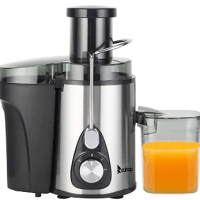 Amazon: Juice Extractor Double Gear Electric Juicer Only $51 W/Code (Reg. $169.99)