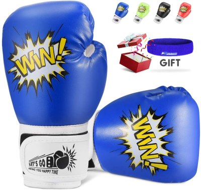 Amazon: Kids Boxing Gloves - 50% OFF W/Code