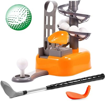 Amazon: Kids Golf Club Set - 40% Off W/Code