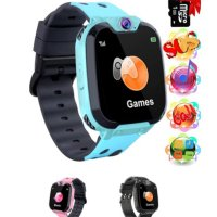 Amazon: Kids Smart Watch with Two Way Calling, Games & Camera for $16.49-$17.99 (Reg. Price $32.99-$35.99) at checkout!