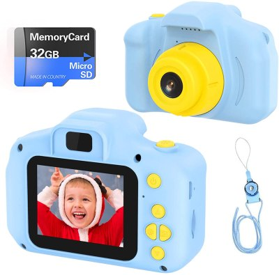 Amazon: Kids Toys for 3-10 Year Old Boys Girls, Kids Camera Only $15.29 (Reg. $22.99)