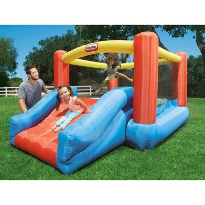 Walmart: Little Tikes Jr. Jump N Slide Inflatable Bounce House For $149.99 Reg.$229.99