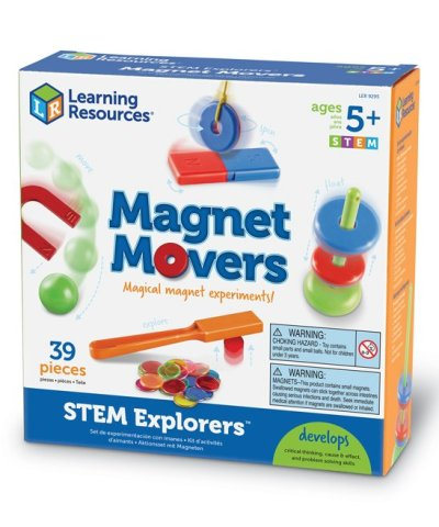 Zulily: STEM Explorers™ Magnet Movers Science Set ONLY $12.99