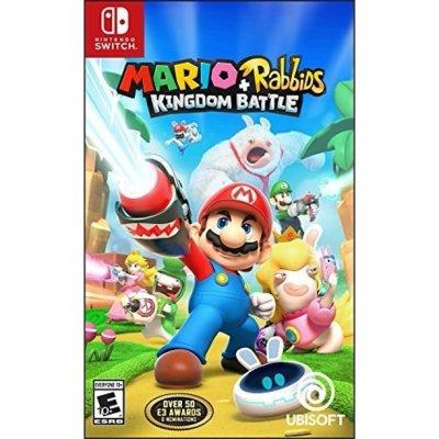 Walmart: Mario + Rabbids Kingdom Battle, Ubisoft, Nintendo Switch $15.00 Reg.$59.99