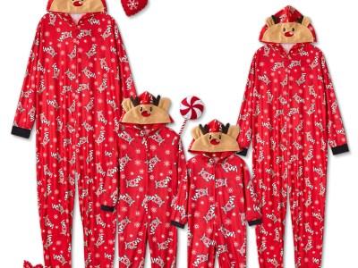 Walmart: Family Pajamas Up to 50% Off