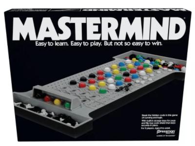 Target: Pressman Retro Mastermind Game for $7.49 (Reg. Price $14.99)