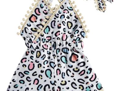 Amazon: Idgreatim 6M-3T Toddler Baby Girls Backless Romper $3.90-4.50