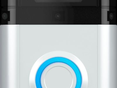 Best Buy: Ring - Video Doorbell 3 Plus - Satin Nickel, Just $159.99 (Reg $229.99)