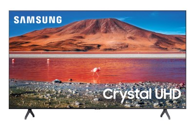 "Walmart: SAMSUNG 65"" Class 4K Crystal UHD (2160P) LED Smart TV For $478.00 Reg.$549.99"