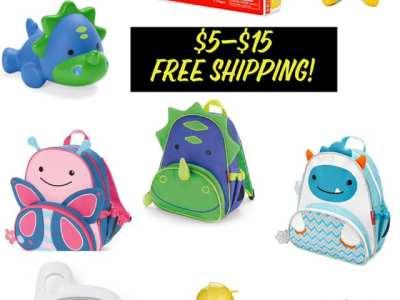 Skip Hop: Zoo packs from Skip Hop for $5.00-15.00