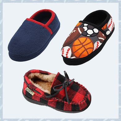 Zulily: Slippers Under the Tree up to 55% off