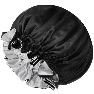 Amazon: Silk Bonnet Curly Hair Sleeping - 50% OFF W/Code