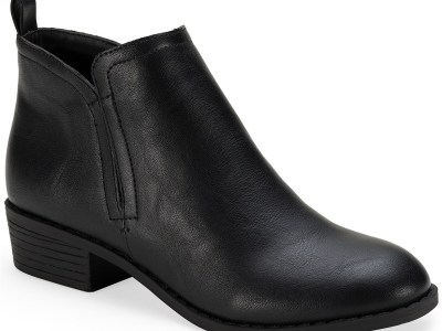 Macy's: Sun + Stone Cadee Ankle Booties For $19.99 Reg.$49.99