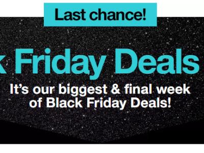 Target: Black Friday Video Game Deals
