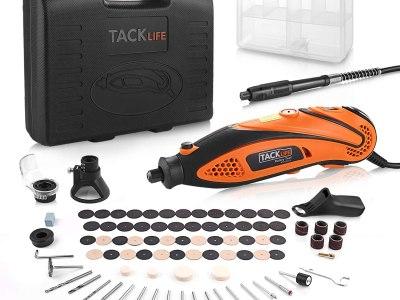 Amazon: TACKLIFE Rotary Tool Kit for $16.48
