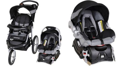 Walmart: Baby Trend Expedition Jobber Travel System ONLY $119.99 (Reg $240)