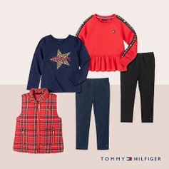 Zulily: Tommy Hilfiger Kids' Apparel starting at $9.49