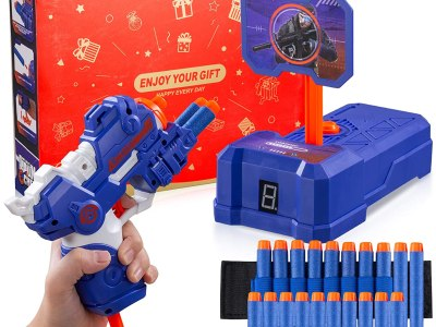 Amazon: Toy Foam Blasters Gun and Electronic Shooting/ Target/ Scoring - 50% Off Code