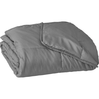 """Walmart: Tranquility Weighted Blanket 12lb, 48"""" x 72"""", Gray Just $17.00"""