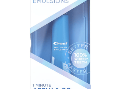 Walgreens: Crest Whitening Treatment ONLY $39.99 (Reg $45) + FREE Shipping
