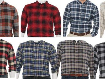 Kohls: Big & Tall Croft & Barrow Extra-Soft Shirt $11.04 ($44)