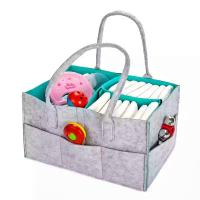 Amazon: Portable Nursery Storage Basket for $9.99