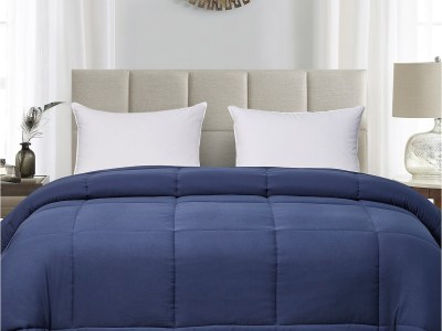 Macy's: Reversible Down Alternative Full/Queen Comforter For $19.99 Reg.$100