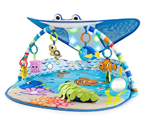Amazon: Disney Baby Finding Nemo Ray Ocean Lights & Music Gym Only $37.49