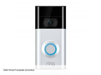 Woot: Ring Video Doorbell 2 For $69.99