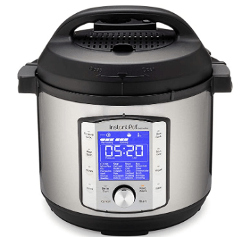 Amazon: Instant Pot Duo Evo Plus Pressure Cooker 9 in 1, 6 Qt, 48 One Touch Programs Only $69.95
