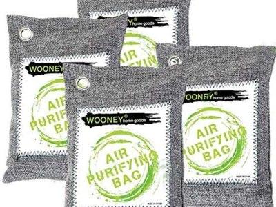 Amazon: Bamboo Charcoal Air Purifying Bags $6.99 ($14)