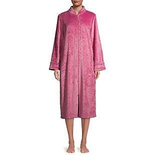 Walmart: Front-Zip Robe $10