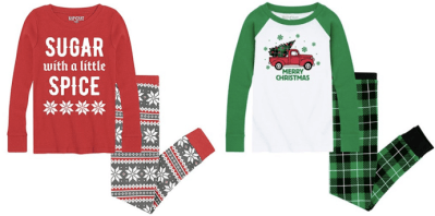 Zulily: Kid's Christmas Tees & PJs only $8.99!