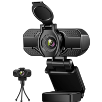 Amazon: Yukio Premium 1080P HD Webcam with Microphone for $13.49