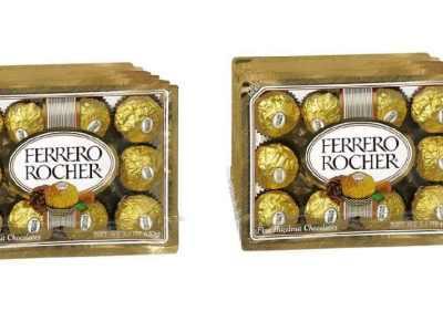 Walgreens: 2 Ferrero Rocher Fine Hazelnut Chocolates 5.3oz Just $7