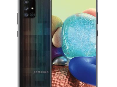 Samsung: Galaxy A71 5G UW (Verizon) 128 GB For $164.99 Reg.$649.99