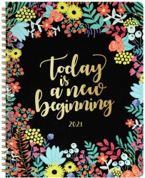 Amazon: 2021 Weekly & Monthly Planner with to-Do List for $4.32 (Reg.Price $11.99)