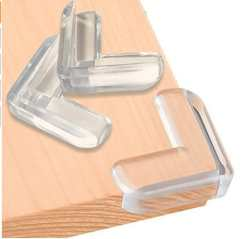 Amazon: 24 Pack L-Shaped Clear Corner Protector for Baby for $3.99 (Reg. Price $9.97) after code!
