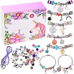 Amazon: DIY Charm Bracelet Making Kit for $4.74 (Reg. Price $14.99) after code!