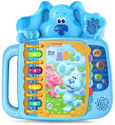 Amazon: LeapFrog Blue's Clues and You! Skidoo Into ABCs Book for only $10.99 (Reg. $21.99)