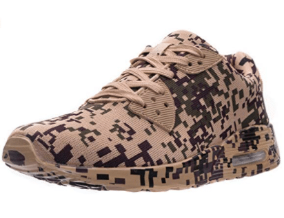 Amazon: Men's Lightweight Sneakers for $12.20 – $12.94 (Reg. Price $32.99 – $34.99)