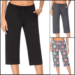 Amazon: Ekouaer Women's Pajama Pants for $7.49-9.49