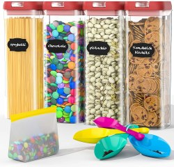 Amazon: Airtight Food Storage Containers Set for only $19.79 (Reg: $32.99)