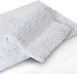 Amazon: Bath Rugs Mats for $10.79 (Reg. Price $21.58) after code!
