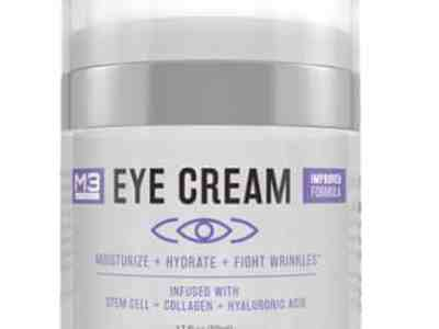 Amazon: Eye Cream Infused with Collagen Stem Cell and Hyaluronic Acid for $10.82 (Reg. Price $28.79)