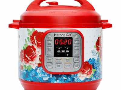Ebay: The Pioneer Woman DUO60 Instant Pot 7-in-1 Frontier Rose 6-Quart Programable, Just 45.00 (Reg $89.00)