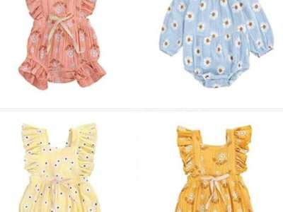 Amazon: Baby Bodysuits, Just $6.99 at checkout!