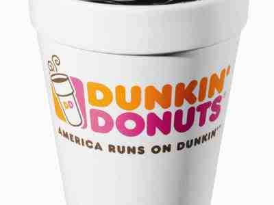 FREE Dunkin' Medium Coffee with Purchase for any item ($1.15 Donut & Free Coffee). Same deal every Monday on Feb 2021