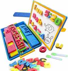 Amazon: Magnetic Letters and Numbers for Kids ONLY $8.32 (Reg. $19.80)